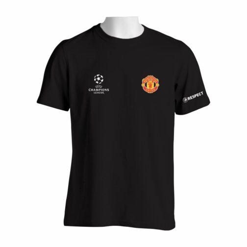 Manchester United Majica U Crnoj Boji