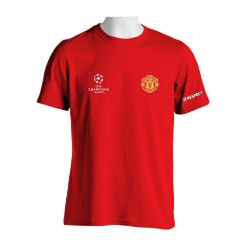 Manchester United Majica U Crvenoj Boji