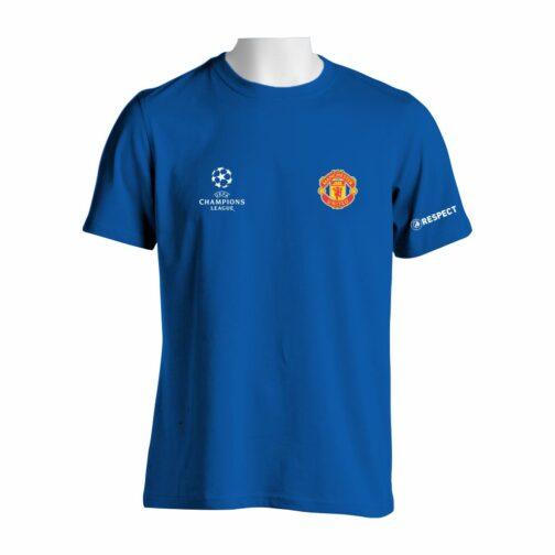 Manchester United Majica U Plavoj Boji