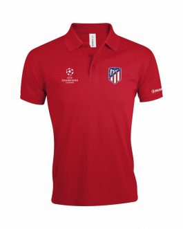 Atletico Madrid Polo Majica Champions League