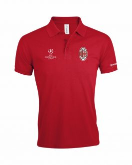 AC Milan Polo Majica Champions League