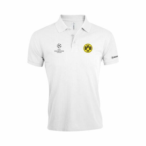 BVB Polo Majica U Beloj Boji