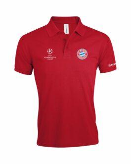 Bayern Munchen Polo Majica Champions League