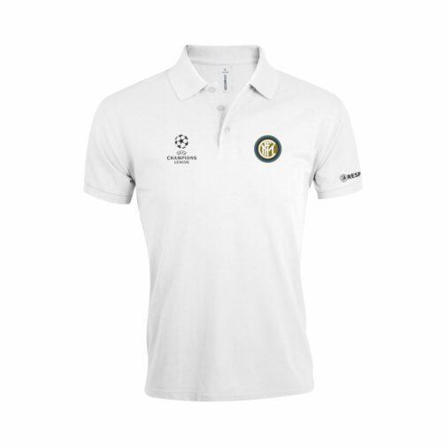 Inter Polo Majica U Beloj Boji