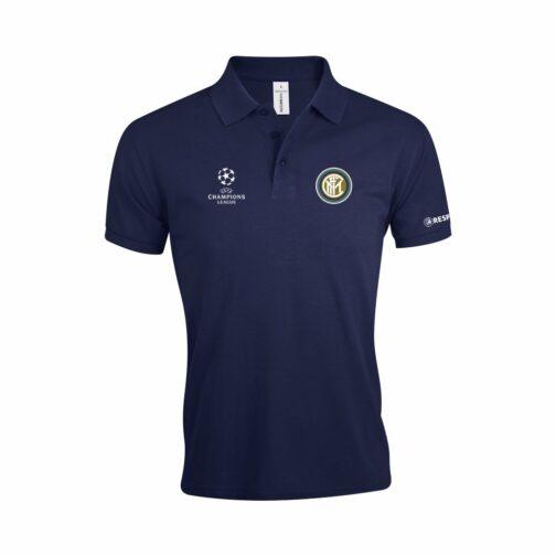 Inter Polo Majica U Teget Boji