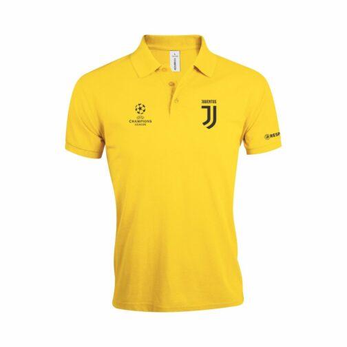 Juventus Polo Majica U Žutoj Boji