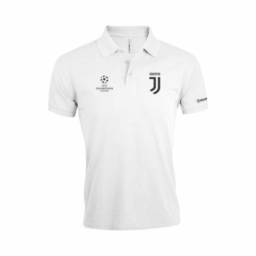Juventus Polo Majica Bela