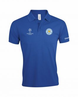 Leicester City Polo Majica Champions League
