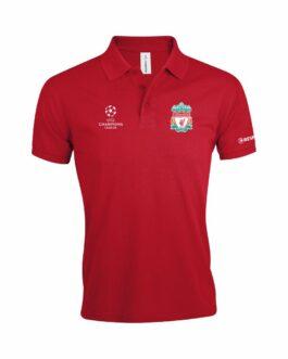 Liverpool Polo Majica Champions League