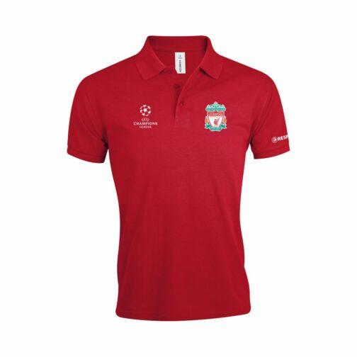 Liverpool Polo Majica Crvena