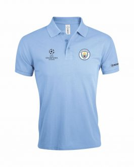 Manchester City Polo Majica Champions League