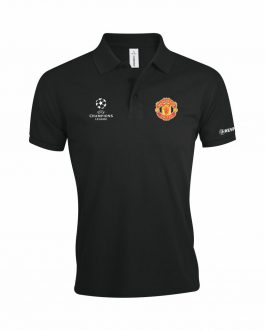 Manchester United Polo Majica Champions League