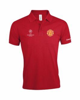 Manchester United Polo Majica Champions League