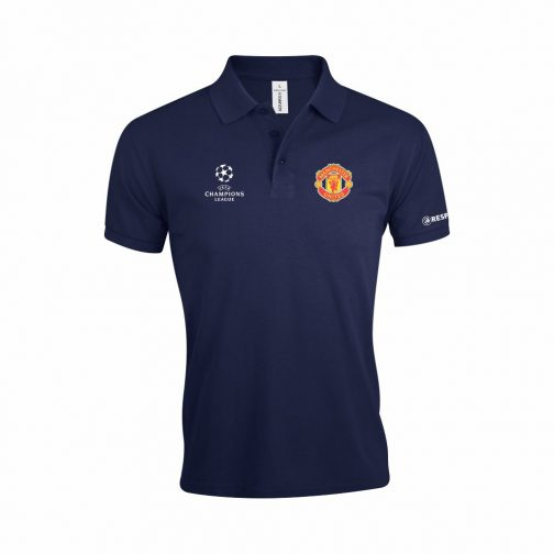 Manchester United Polo Majica U Teget Boji