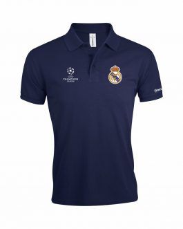 Real Madrid Polo Majica Champions League