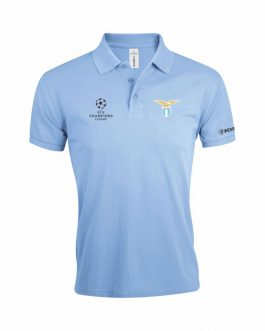 SS Lazio Polo Majica Champions League