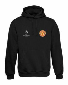 Manchester United Duks Sa Kapuljačom Champions League