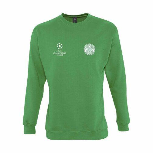 Celtic Dukserica U Zelenoj Boji