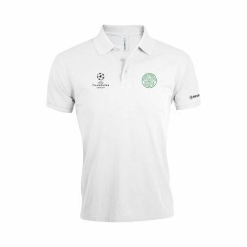 Celtic Polo Majica U Beloj Boji