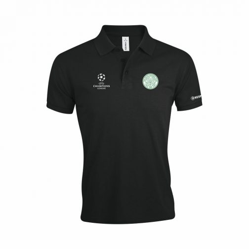 Celtic Polo Majica Crna