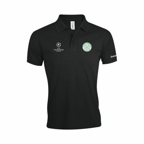 Celtic Polo Majica U Crnoj Boji