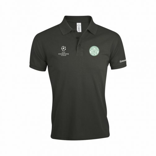 Celtic Polo Majica U Tamno Sivoj Boji