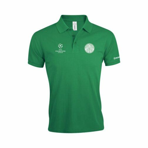 Celtic Polo Majica U Zelenoj Boji