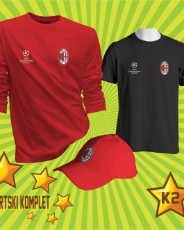 Sportski Komplet Milan