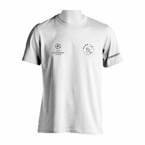 Ajax Majica U Beloj Boji