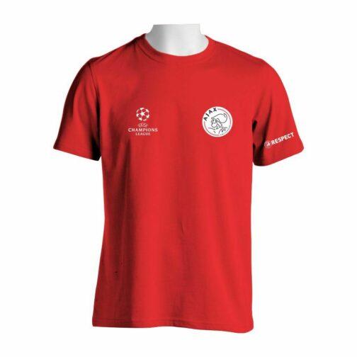 Ajax Majica U Crvenoj Boji