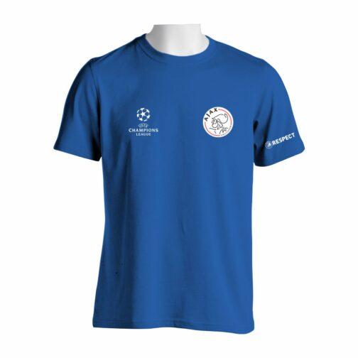 Ajax Majica U Plavoj Boji