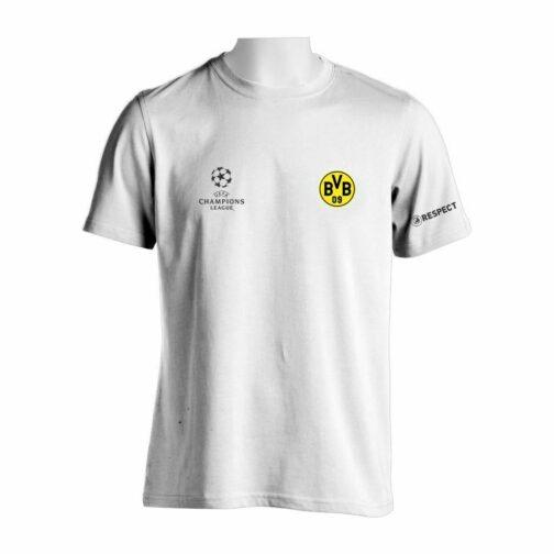 BVB Majica U Beloj Boji
