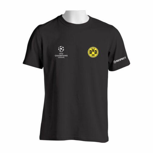 BVB Majica U Crnoj Boji