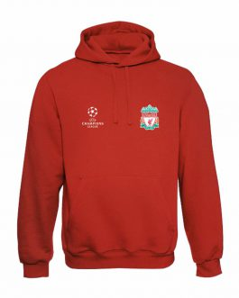 Liverpool Duks Sa Kapuljačom Champions League