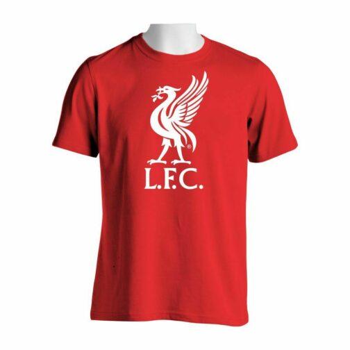 Liverpool Majica Ptica U Crvenoj Boji