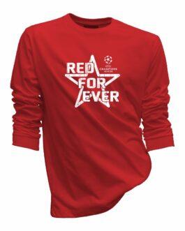 Red For Ever Sportski Duks