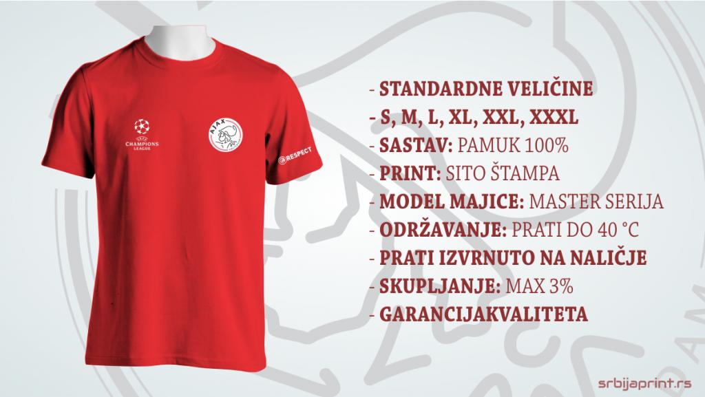 AFC Ajax Proizvodi