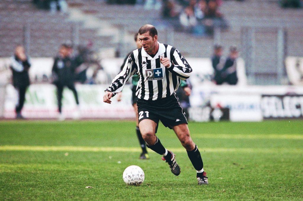 Zinedin Zidan Juventus