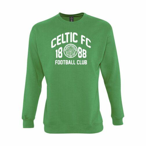 Celtic FC 1888 Dukserica (Zelena)