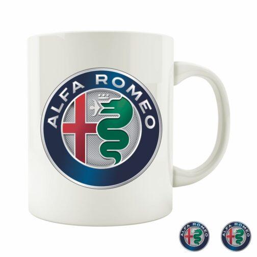 Šolja sa Logo-om Alfa Romeo