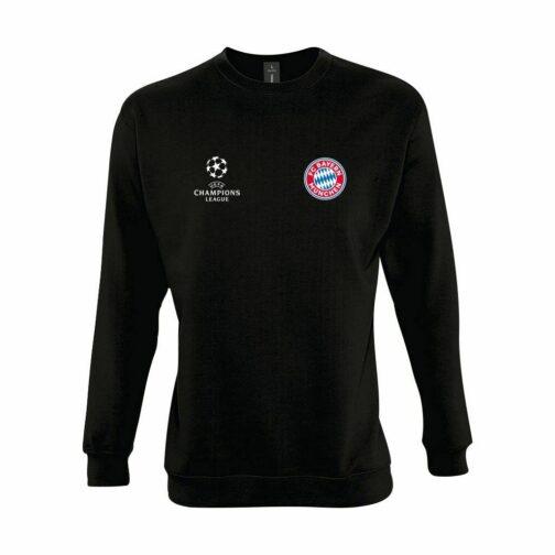 Bayern Munchen Dukserica U Crnoj Boji