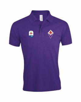 Fiorentina Polo Majica Serie A