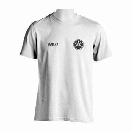 Yamaha Majica U Beloj Boji
