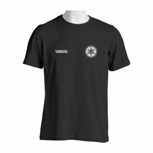 Yamaha Majica U Crnoj Boji
