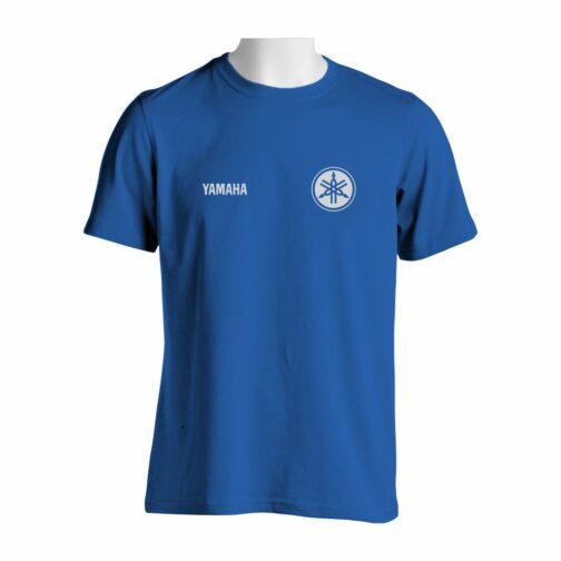 Yamaha Majica U Plavoj Boji