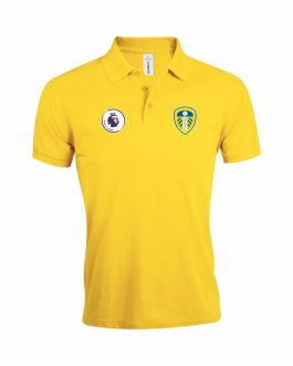 Leeds United Polo Majica Premier League