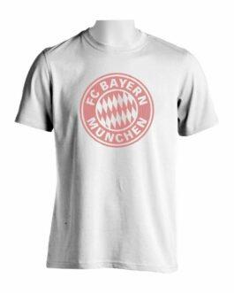 Bayern Munchen Majica Veliki Grb Crte