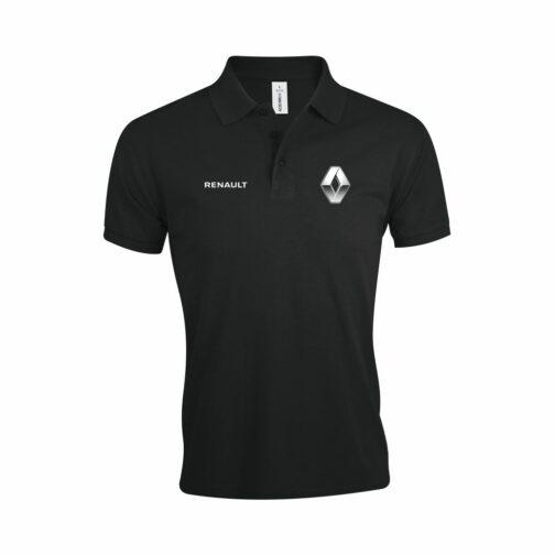 Renault Polo Majica U Crnoj Boji