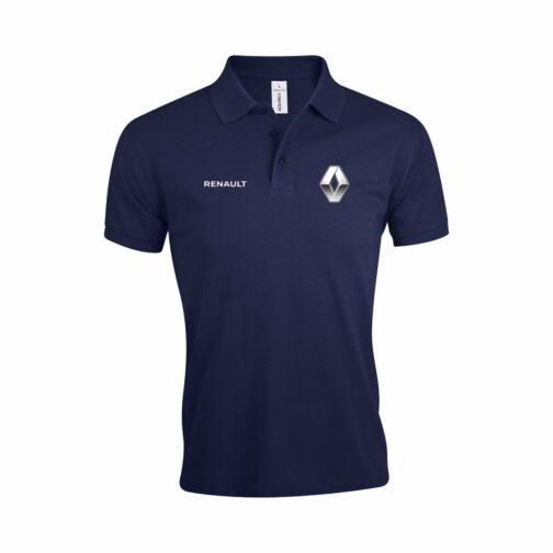 Renault Polo Majica U Teget Boji