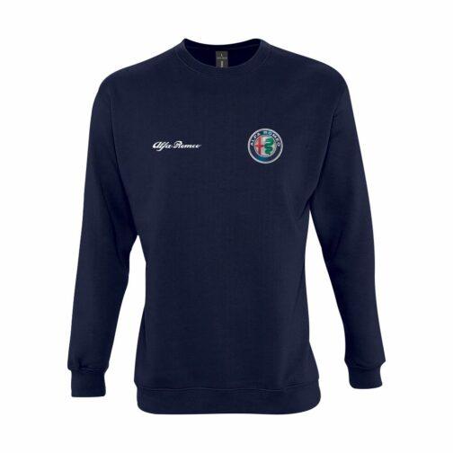 Alfa Romeo Dukserica U Teget Boji